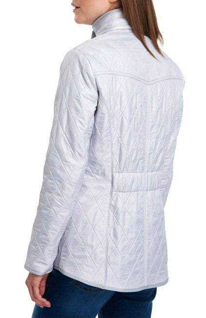 Barbour White Jacket Image 1