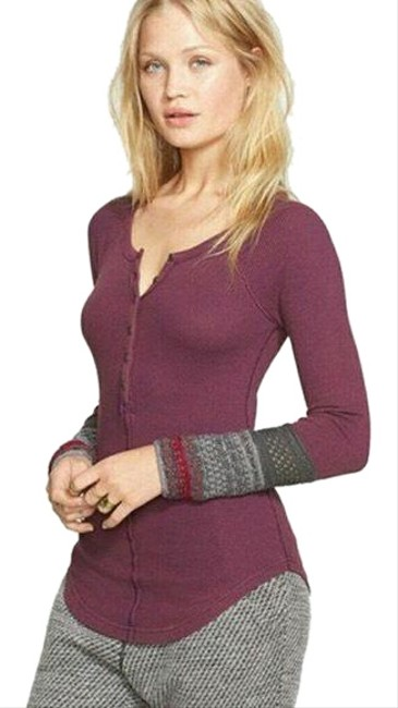 Preload https://img-static.tradesy.com/item/25956476/free-people-burgundy-lodge-newbie-ski-thermal-blouse-size-2-xs-0-1-650-650.jpg