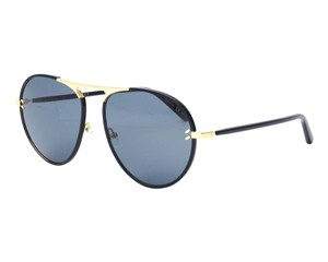 Stella McCartney NEW STELLA MCCARTNEY STELLA ICONIC SC0133S-001 BLACK/GREY SUNGLASSES