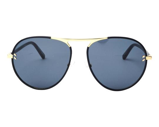 Stella McCartney NEW STELLA MCCARTNEY STELLA ICONIC SC0133S-001 BLACK/GREY SUNGLASSES Image 1