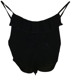 Chanel Little Camisole Top Black