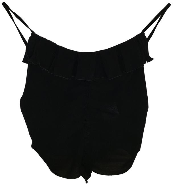 Chanel Little Camisole Top Black Image 0