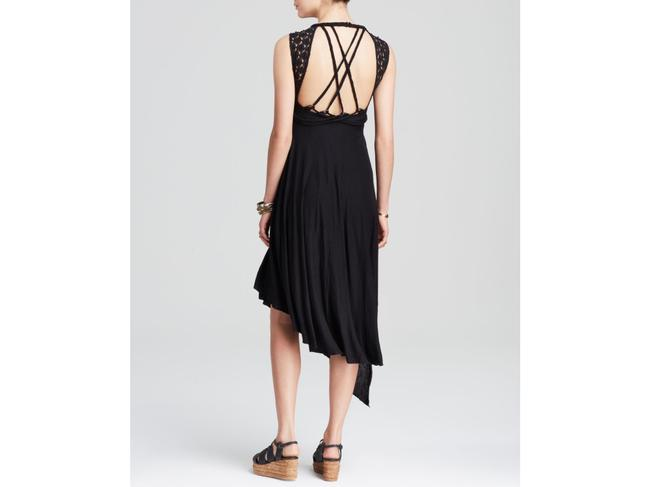 Black Maxi Dress by Free People Image 6