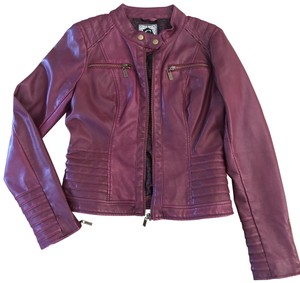 Guess Leather Jacket