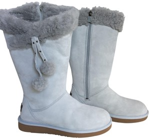 UGG Australia New With Tags New In Box GREY Boots