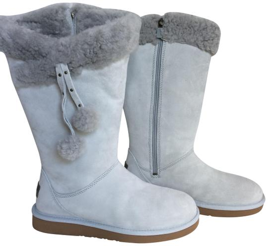 UGG Australia New With Tags New In Box GREY Boots Image 0