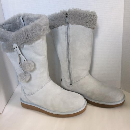 UGG Australia New With Tags New In Box GREY Boots Image 1