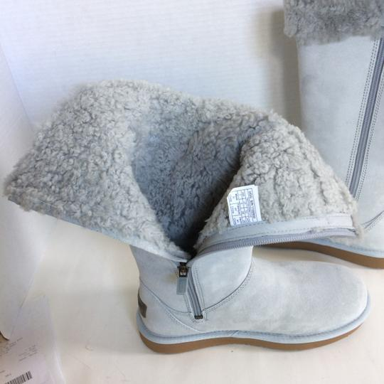 UGG Australia New With Tags New In Box GREY Boots Image 10