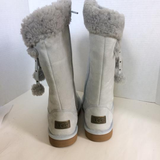 UGG Australia New With Tags New In Box GREY Boots Image 3