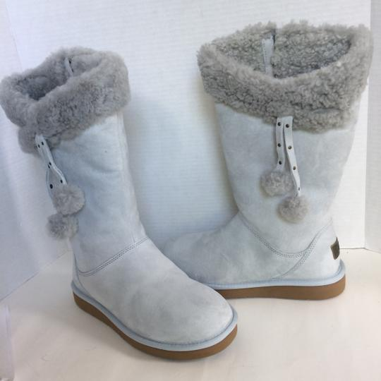 UGG Australia New With Tags New In Box GREY Boots Image 4