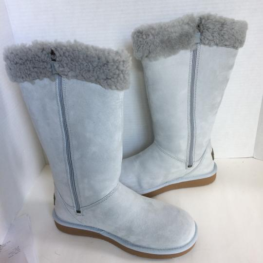 UGG Australia New With Tags New In Box GREY Boots Image 5