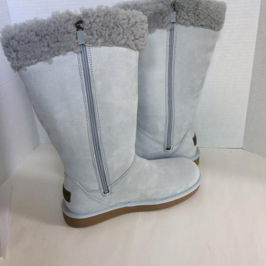 UGG Australia New With Tags New In Box GREY Boots Image 6