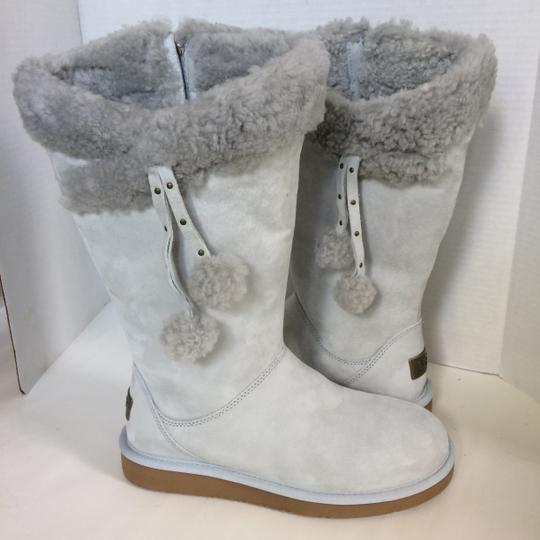UGG Australia New With Tags New In Box GREY Boots Image 8