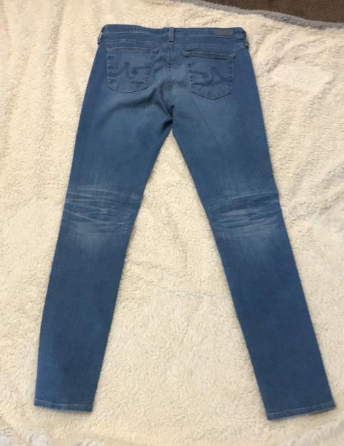 AG Adriano Goldschmied Straight Leg Jeans-Light Wash Image 1