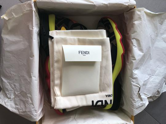 Fendi Multi Color Athletic Image 9