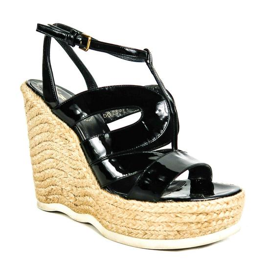 Saint Laurent Black Sandals Image 0