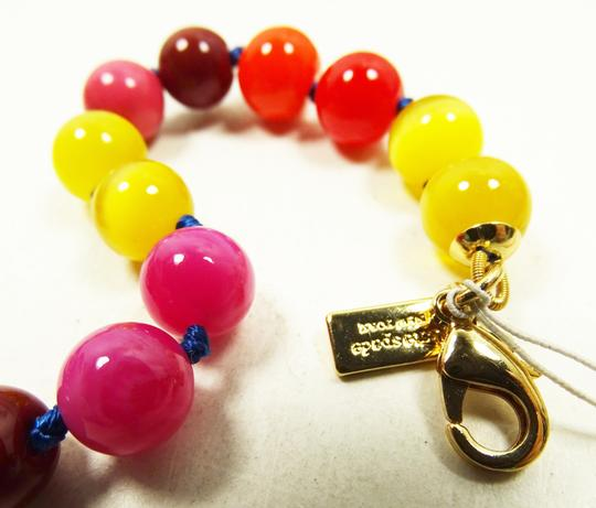 Kate Spade KATE SPADE Gold Plated Pretty Poms Tassel Pendant Necklace Image 3