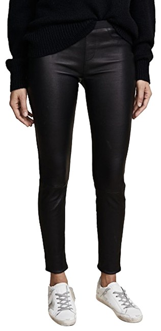 Preload https://img-static.tradesy.com/item/25956709/helmut-lang-black-stretch-plonge-crop-leather-leggings-size-6-s-28-0-1-650-650.jpg