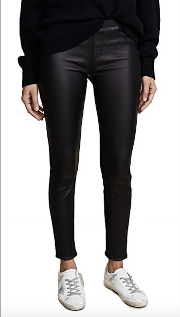 Helmut Lang Black Leggings Image 2