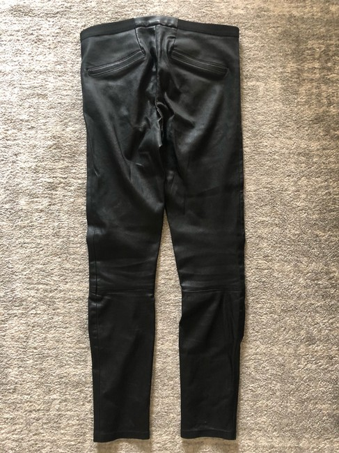 Helmut Lang Black Leggings Image 5
