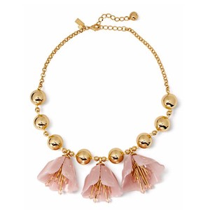 Kate Spade Kate Spade Slice of Stone Statement Necklace