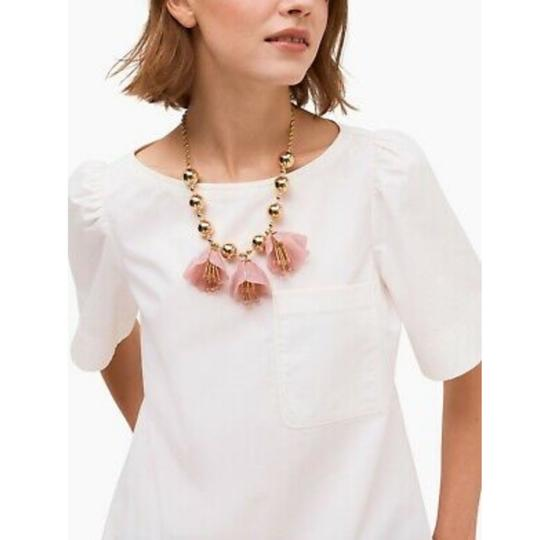 Kate Spade Kate Spade Slice of Stone Statement Necklace Image 1