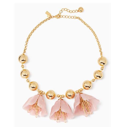 Kate Spade Kate Spade Slice of Stone Statement Necklace Image 2