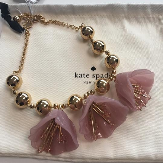 Kate Spade Kate Spade Slice of Stone Statement Necklace Image 8