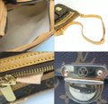 Louis Vuitton Hudson Gm Monogram Canvas Cross Body Bag Louis Vuitton Hudson Gm Monogram Canvas Cross Body Bag Image 6
