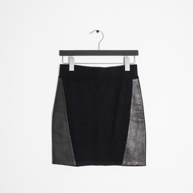 Rag & Bone Mini Skirt Black Image 2
