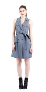 Marissa Webb short dress Blue Rag Bone Alice Olivia Burberry A.p.c. Lela Rose on Tradesy