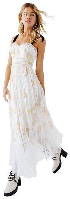 Item - White Seven Wonders Long Casual Maxi Dress Size 0 (XS)