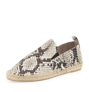 Vince black and white Flats