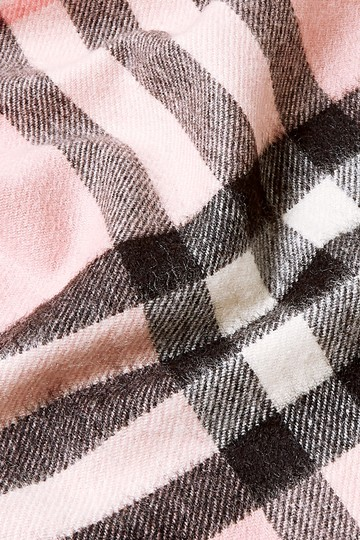 Burberry Burberry Cashmere-twill Scarf Image 1