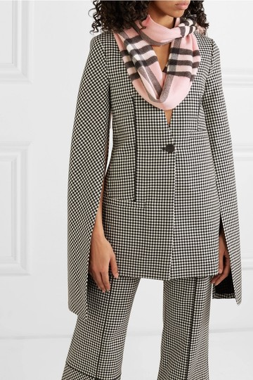 Burberry Burberry Cashmere-twill Scarf Image 2