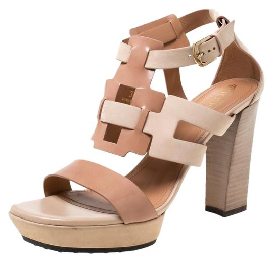 Preload https://img-static.tradesy.com/item/25957467/tod-s-beige-beigenude-leather-strappy-open-sandals-size-eu-375-approx-us-75-narrow-aa-n-0-1-540-540.jpg