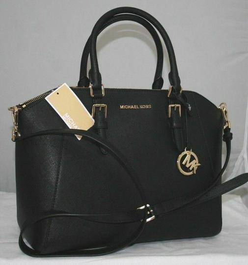 Michael Kors Satchel in black Image 3