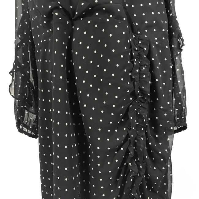 Rachel Roy Polka Dot Sheath Holiday Silhouette Plus-size Dress Image 1