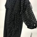 Rachel Roy Polka Dot Sheath Holiday Silhouette Plus-size Dress Image 7