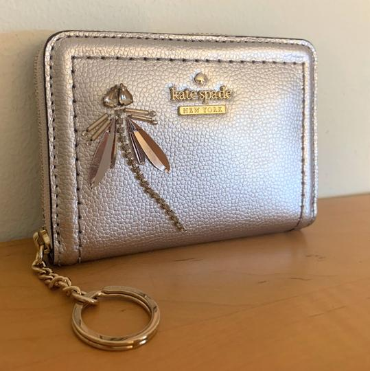 Kate Spade Dani Dragonfly Card/Coin Case Wallet Image 2