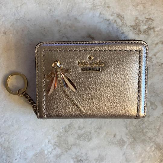 Kate Spade Dani Dragonfly Card/Coin Case Wallet Image 5