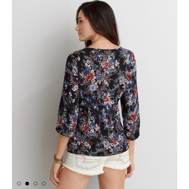American Eagle Outfitters Top Black Image 3