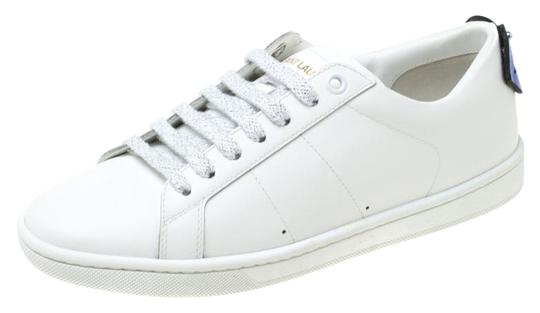 Preload https://img-static.tradesy.com/item/25957606/saint-laurent-white-paris-leather-classic-lips-low-top-sneakers-size-eu-355-approx-us-55-wide-c-d-0-1-540-540.jpg