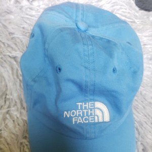 The North Face Blue 66 classic baseball hat