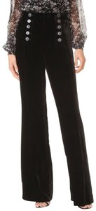 BCBGMAXAZRIA Wide Leg Pants Black