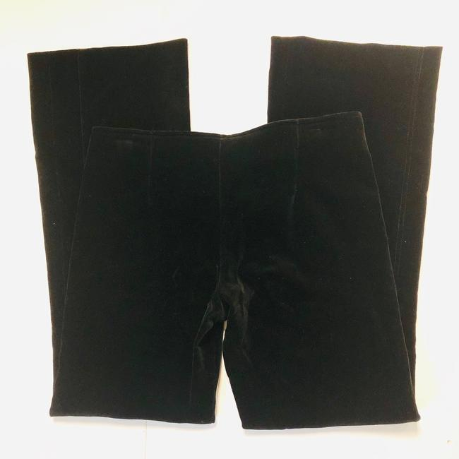 BCBGMAXAZRIA Wide Leg Pants Black Image 2