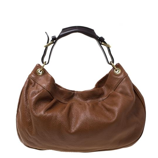 Mulberry Pebbled Leather Hobo Bag Image 1