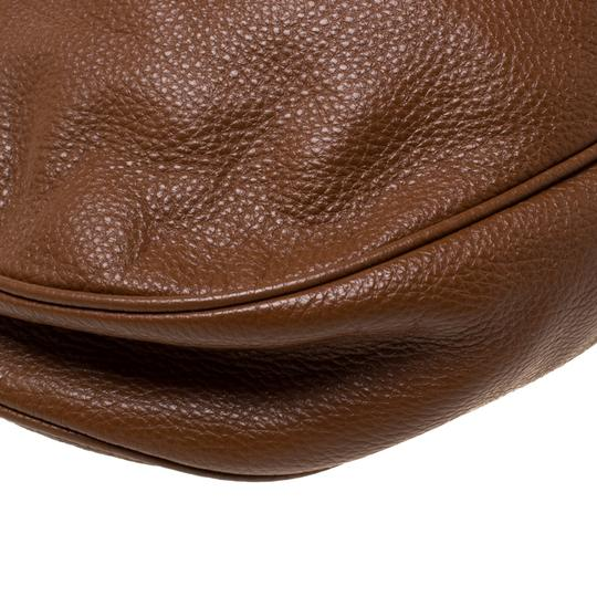 Mulberry Pebbled Leather Hobo Bag Image 10
