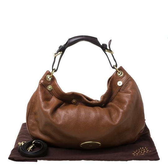 Mulberry Pebbled Leather Hobo Bag Image 11