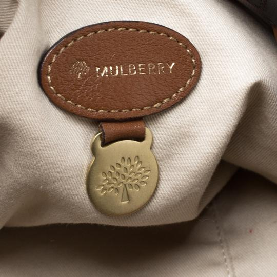 Mulberry Pebbled Leather Hobo Bag Image 3
